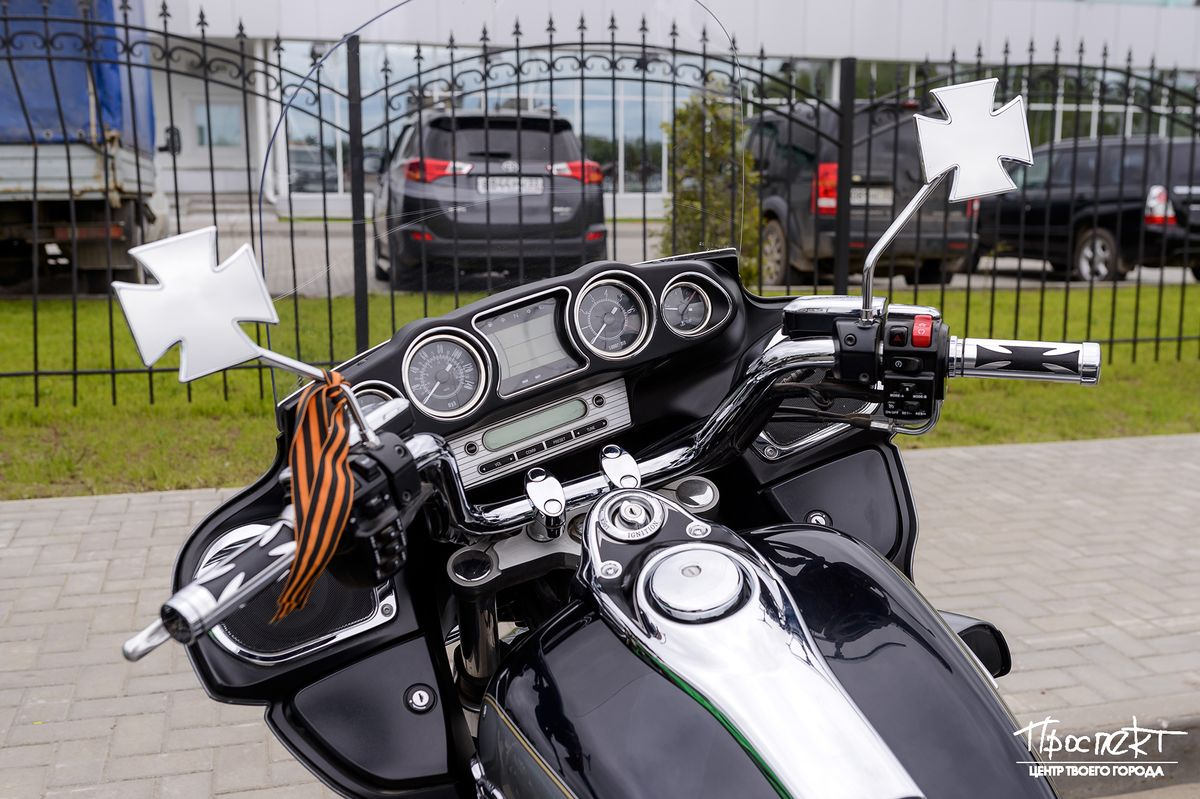 проспект медиа, мотоциклы, ковров, байкеры, мотопробег