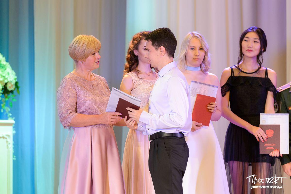 проспект медиа, бал выпускников КГТА 2019, ДК Ленина, Елена Лаврищева