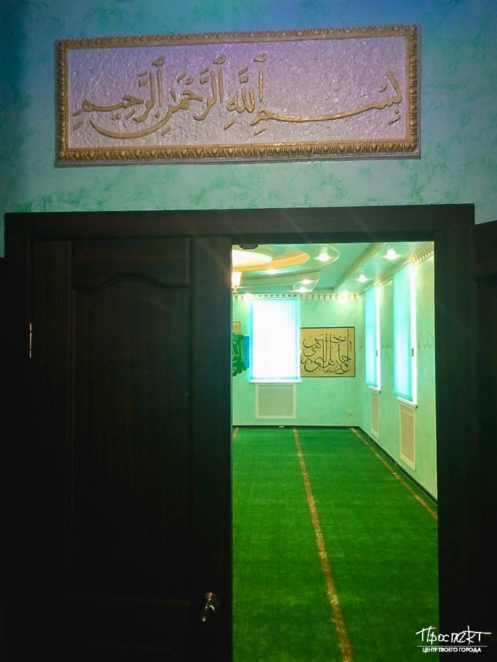 проспект медиа, мусульманский молельный дом в коврове, ислам в коврове, вафа яруллин