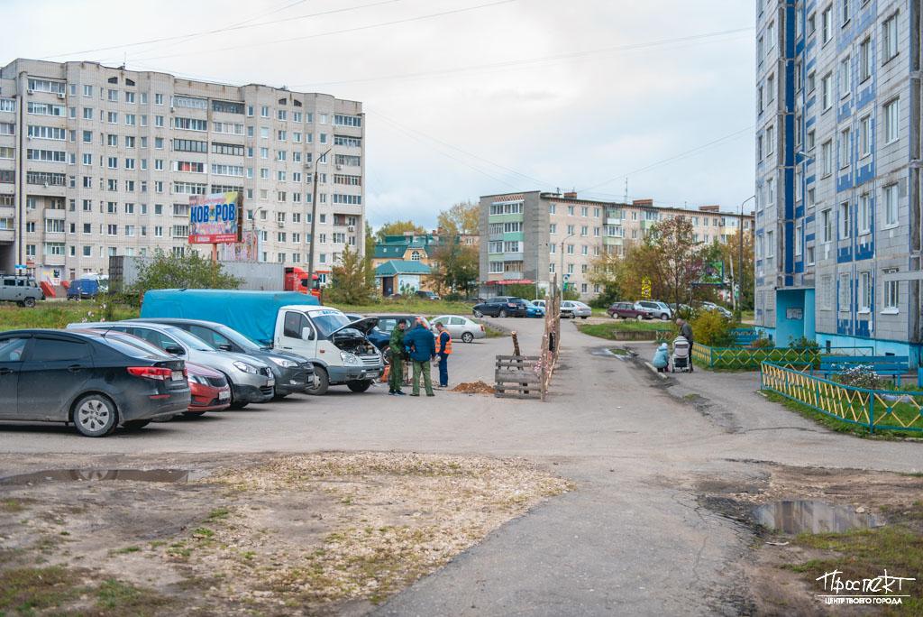 проспект медиа, комсомольская 97, строительство в коврове