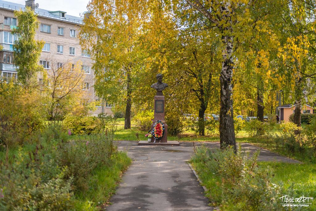 проспект медиа, сквер Зои Космодемьянской, благоустройство Коврова