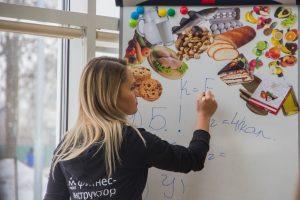 проспект медиа, татьяна сагдеева, курс правильного питания, multifit woman