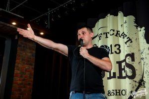 Виктор Кормнов, местный stand up, местный стендап, бар Vinnie Jones, стендап, проспект медиа