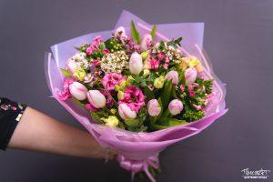 проспект медиа, цветы в коврове, цветочный салон маргаритка, маргаритка