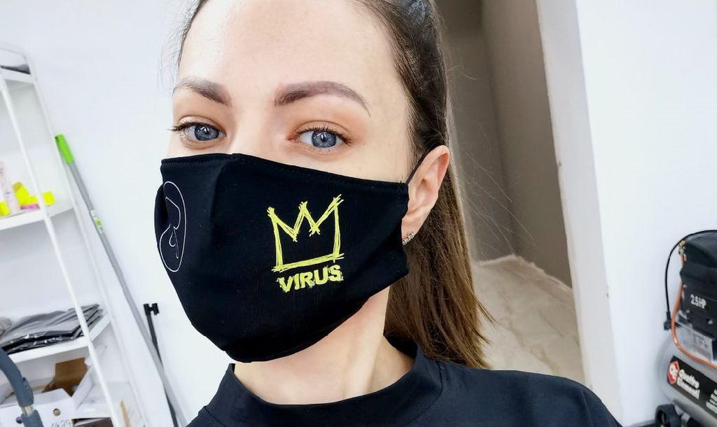 проспект медиа, дизайнерские маски, коронавирус, юлия филиппова, refresh