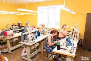 проспект медиа, защитные маски, швейное производство