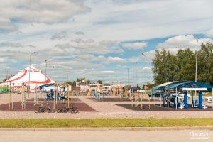 проспект медиа, открытые спортплощадки, спорт парк, ледовый дворец