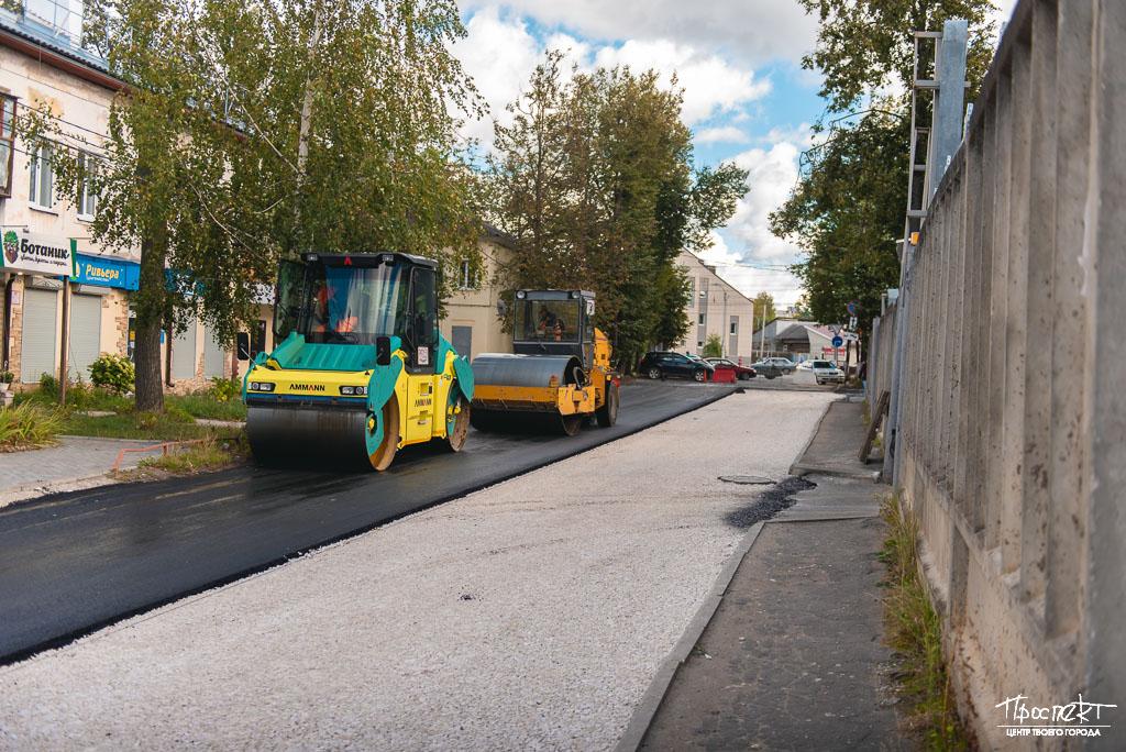 проспект медиа, жкх, ремонт дорог в коврове