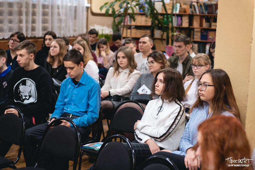 проспект медиа, студенты, кгта