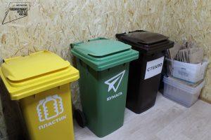 проспект медиа, раздельный сбор мусора, экопункты в коврове