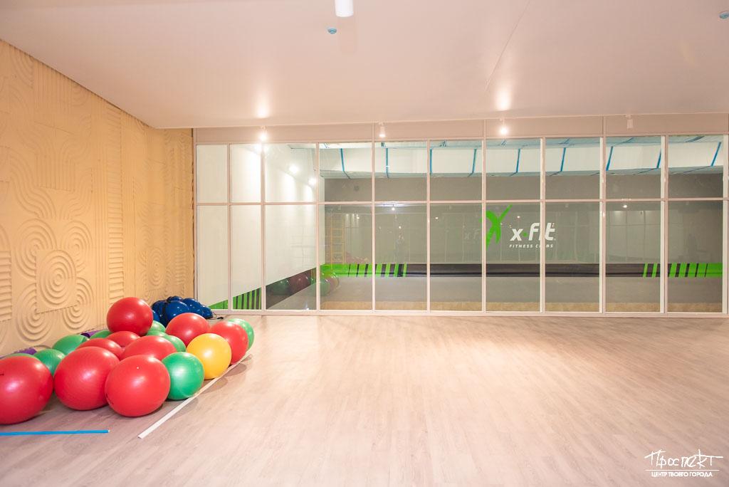 проспект медиа, фитнес клуб, x-fit, басейн в коврове, кинотеатр ковров