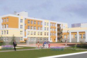 проспект медиа, школа на строителей, ковров, новая школа