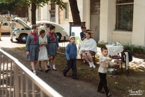 проспект медиа, фестиваль ковров послевоенный, историческая реконструкция