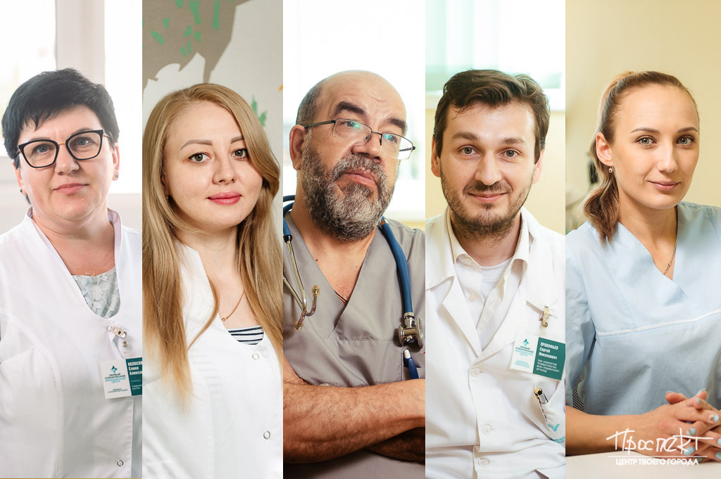 проспект медиа, ПКМЦ, день медицинского работника, врачи пкмц