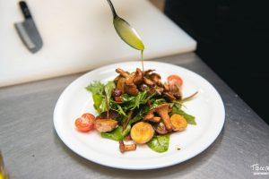 проспект медиа, блюдо недели, салат с лисичками, что приготовить из лисичек
