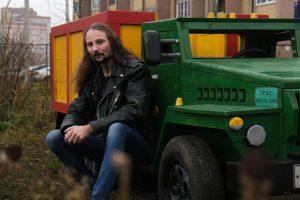 василий лютницкий, грузовик для детского сада, деревянный грузовик, урал металл, зил rock 2019, урал metal 2020, проспект медиа