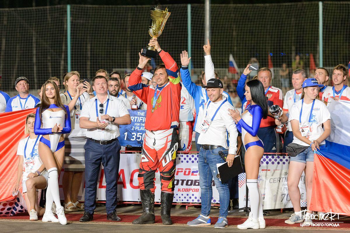 Проспект.Медиа, мотобол 2018, чемпионат европы по мотоболу