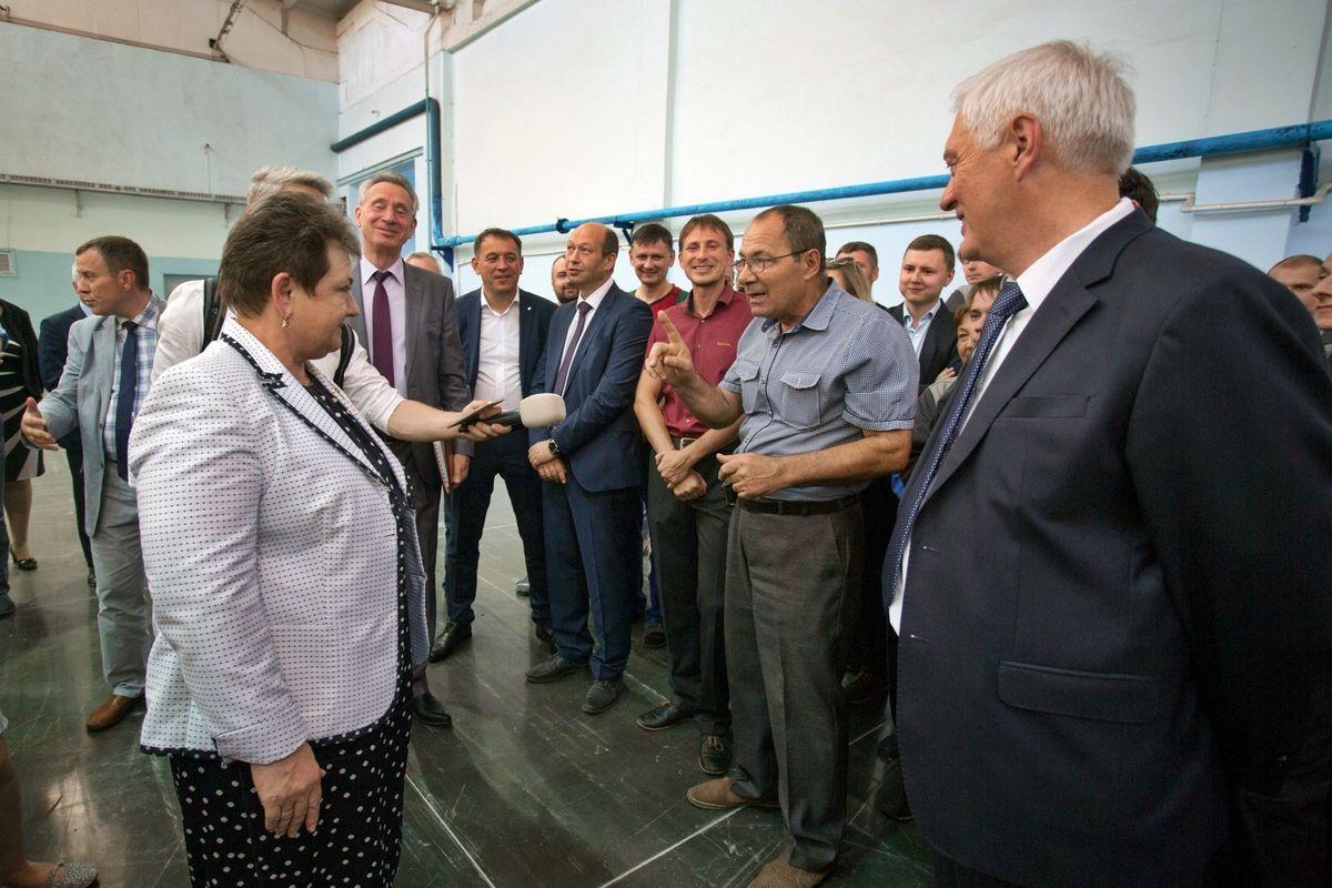 Проспект.Медиа, Светлана Орлова, КЭМЗ, Ростех, Володин и Чемезов в Коврове