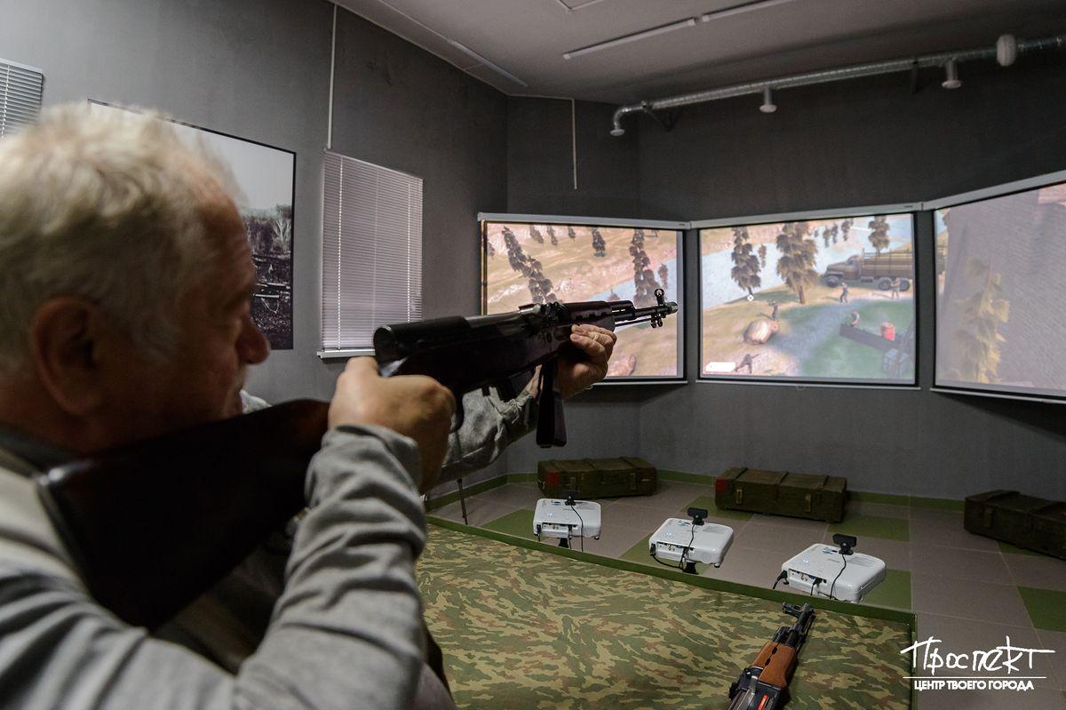 исторический лазерный тир в Коврове, Проспект.Медиа, День оружейника 2018