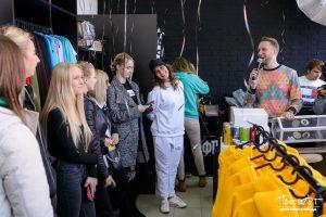 проспект медиа, юля соловьева, открытие магазина birdmachine