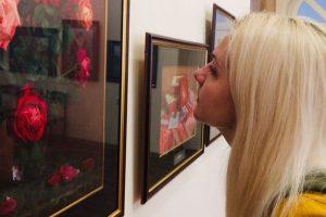 маша манушина, сергей андрияка, музей, выставка, проспект медиа, акварель