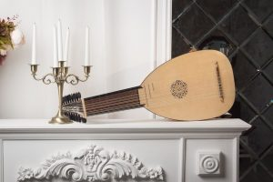 вадим гиньковский, барочная музыка, лютня