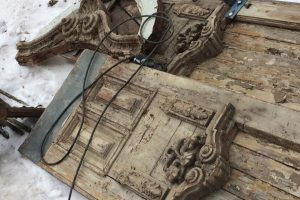 проспект медиа, абельмана 33, музей, реставрация, ковров