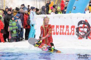 проспект медиа, красная горка, аквашоу 2019, сноуборд