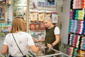 проспект медиа, товары для творчества, магазин Золотые ручки, Елена Архипова