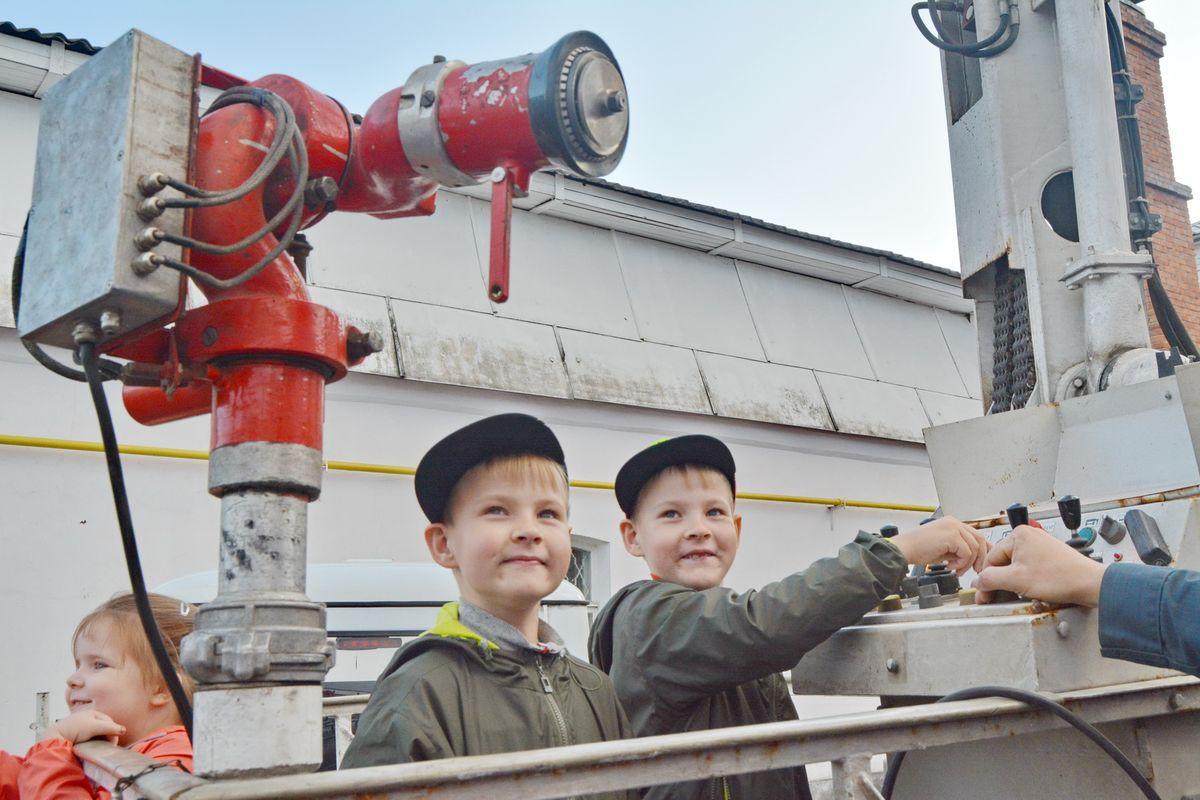 проспект медиа, пожарная часть в Коврове, МЧС