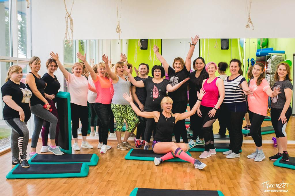 multifit woman, мультифит, фитнес клуб в коврове, проспект медиа