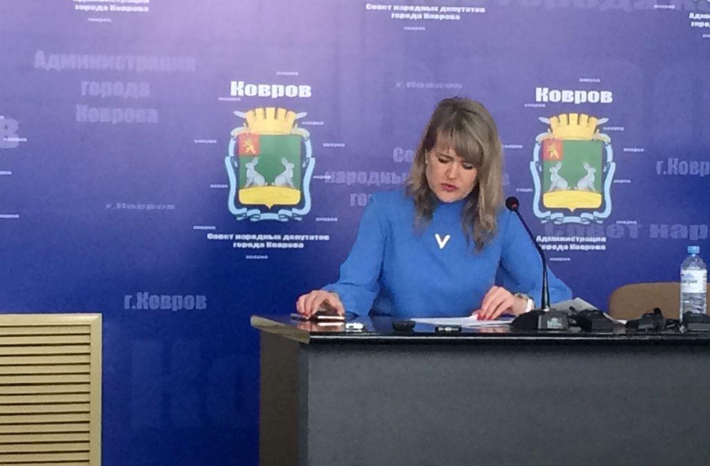 проспект медиа, выборы в коврове 2019, ТИК Коврова, Светлана Молькова