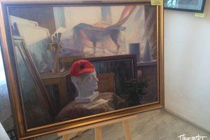 проспект медиа, выставка тематический натюрморт, ковровские художники