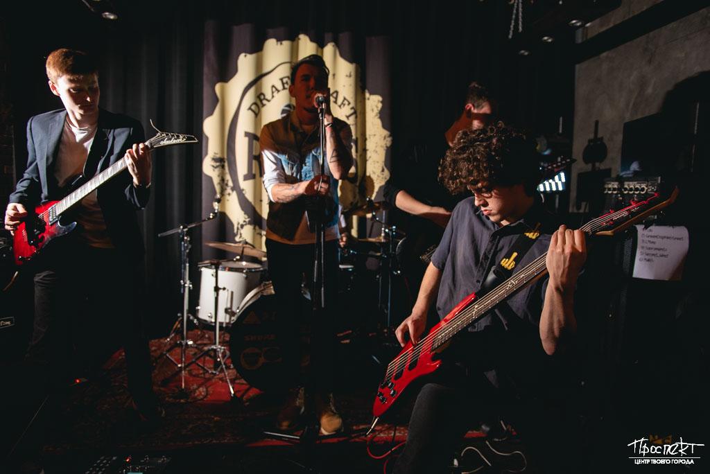 проспект медиа, 13 rules, 13 правил, live rock, рок-концерт в Коврове