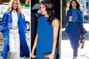 проспект медиа, стилист Александра Дёшина, классический синий, pantone, classic blue, цвет года 2020